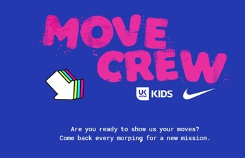 Move crew