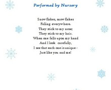 Nursery poem