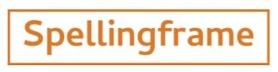 Spelling Frame title