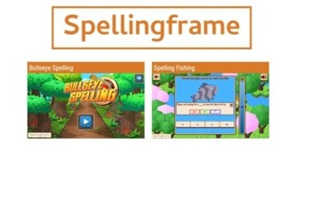 Spelling Frame