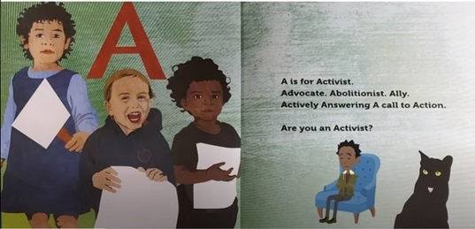 A is for Activist   Are you an activist