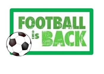 Football's Back!