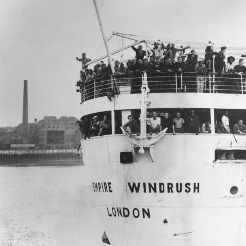 Windrush boat