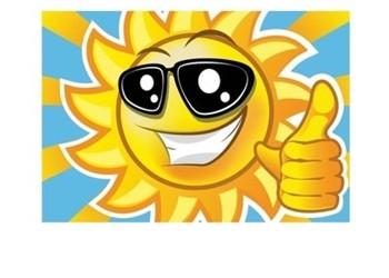 Be Sun Smart!