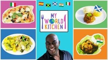 Pea pesto   world kitchen header