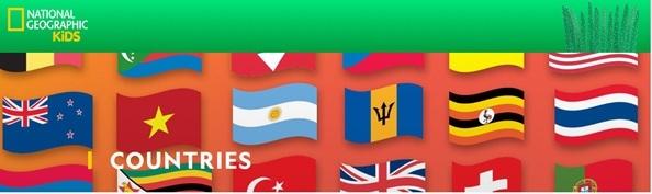 Countries header