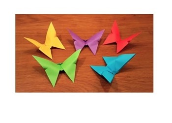 Go Barmy for Origami!