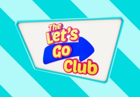 Let's go club header