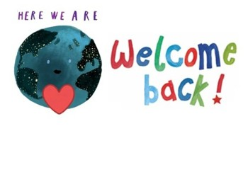 Here We Are - Welcome Back to School!