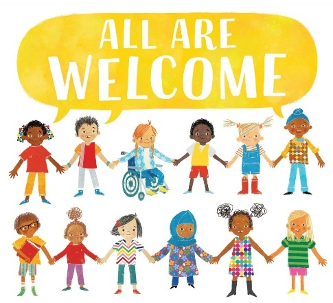 Inclusion   All are welcome