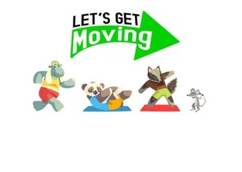 Let's Get Moving!