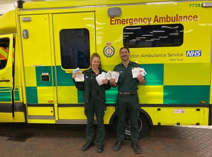 Paramedics photo