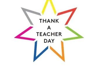 Thank A Teacher Day