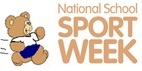 National Sports Week with teddy