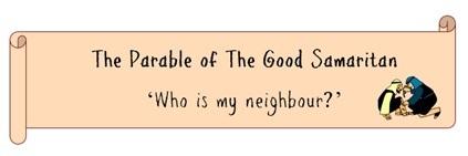 Parable   samaritan