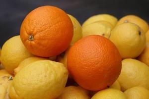Oranges and Lemons fruit