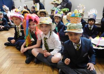 Easter Bonnet Parade