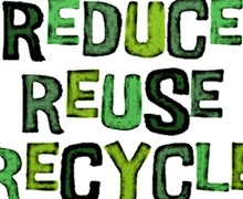 2. Recycle poster