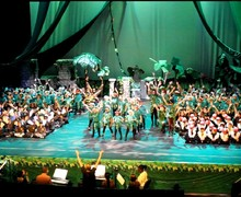 28. show opening   whole school