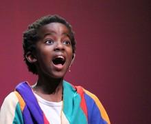 Joseph show - singing