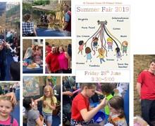 PTA summer fair pictures