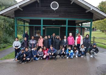 Year 6 at Sayers Croft: Day 1