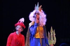 Little Mermaid - King Triton