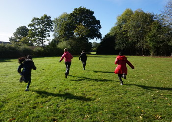 Year 6 at Sayers Croft: Day 2