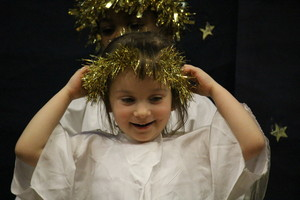 EYFS Nativity - angels