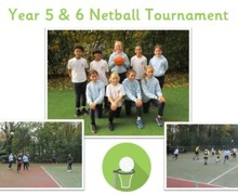 Netball Tournament, Nov 2019