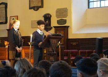 Eucharist at St Paul's