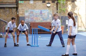 Y5 PE - cricket