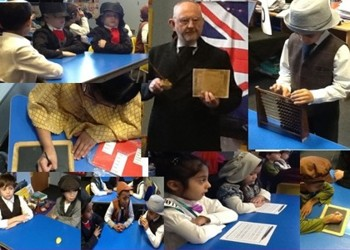 Victorian Day in Year 2