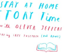 Story Time with Oliver Jeffers