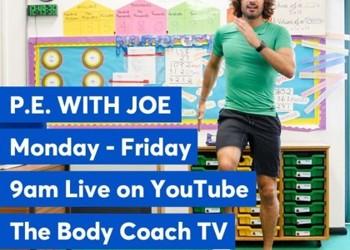 P.E. with Joe