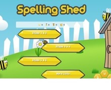Spelling Shed image