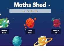 Maths Shed image