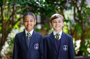School uniform 2 - Y6