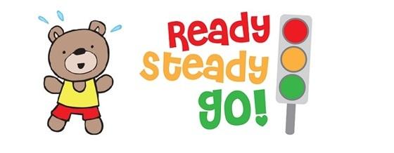 PE   ready steady go