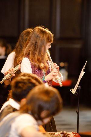 Flute KS2 orchestra