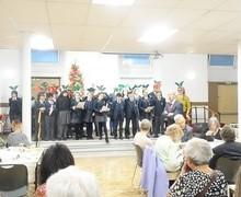 11.12.18 Carol Singing for Local Community