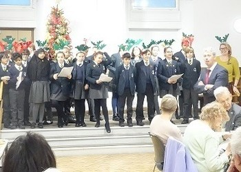 Carol Singing for our Local Community