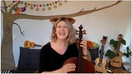 Cello storytime