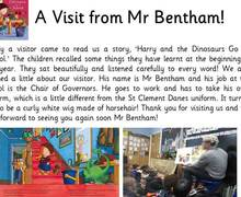 09.11.18 Storytime with Mr Bentham